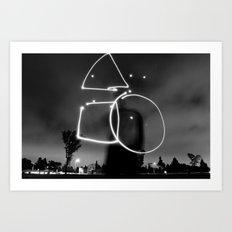 The Equation Art Print