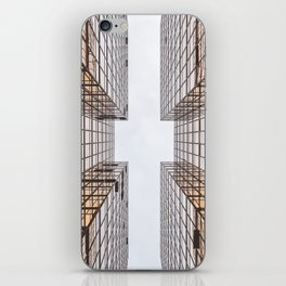 Warm Building iPhone Skin