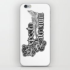 Expecto Patronum Harry P iPhone & iPod Skin