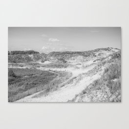 Dunes of Le Touquet, France Canvas Print