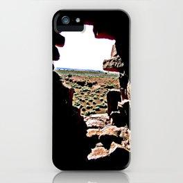 Wupatki Morning iPhone Case