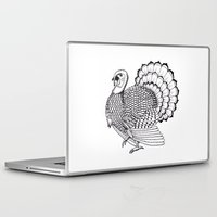 turkey Laptop & iPad Skins featuring Turkey by Martin Stolpe Margenberg