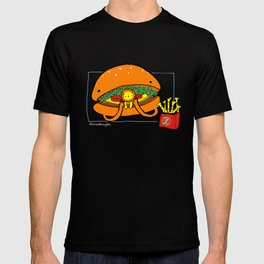 Food Series - Burger T-shirt