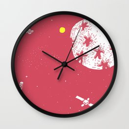 Make an Impact Wall Clock