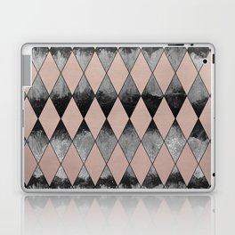 Geometric Diamond Glam #1 #geo #decor #art #society6 Laptop & iPad Skin