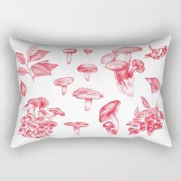 Wild things 1# Rectangular Pillow