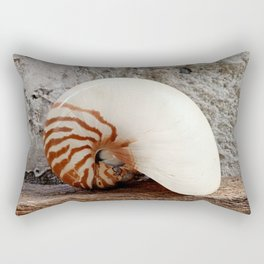Seashell Series (No. 1) Rectangular Pillow