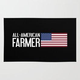 All-American Farmer Rug
