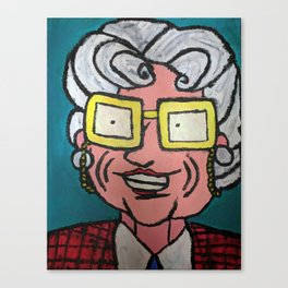 Sophia Petrillo Canvas Print