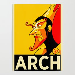Arch-Monarch Poster