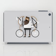 Back to Fixie Business iPad Case