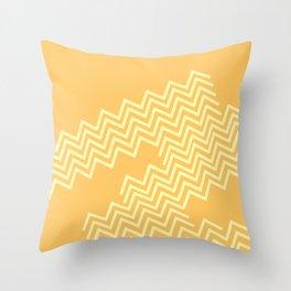 Desert Groove Throw Pillow