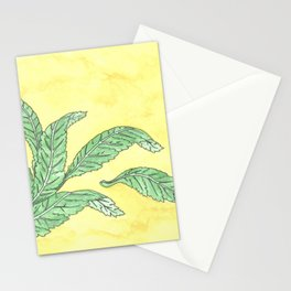 Acanthus Leaves Stationery Cards