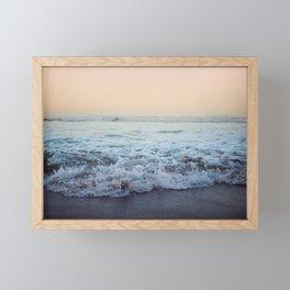 Crash into Me Framed Mini Art Print
