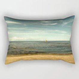 The Baltic Sea Rectangular Pillow