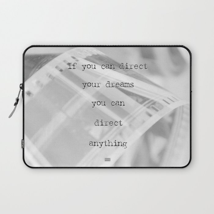 If you can direct your dreams Laptop Sleeve