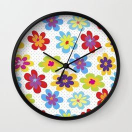 Valentine's Day Wall Clock