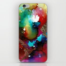 Magnificent dreams iPhone Skin
