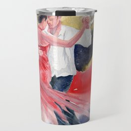 Love and Tango 2 Travel Mug