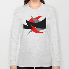 Something Abstract #1-2 Long Sleeve T-shirt