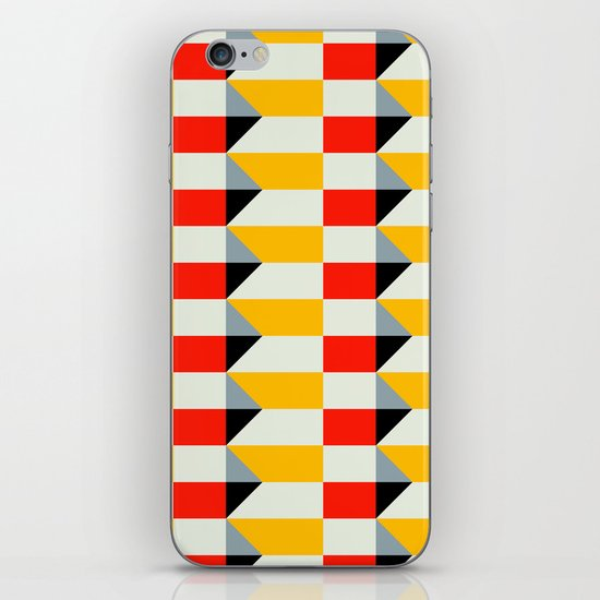 Crispijn II Pattern iPhone & iPod Skin