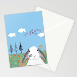 Jokke, The Rabbit Stationery Cards