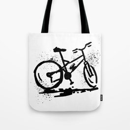 Rest bike Tote Bag