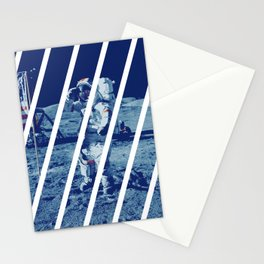 Walkin' On The Moon Stationery Cards