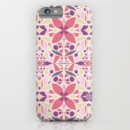 Petal Pusher iPhone & iPod Case