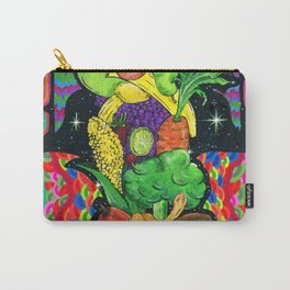 Eat Your Fruits and Veggies Carry-All Pouch