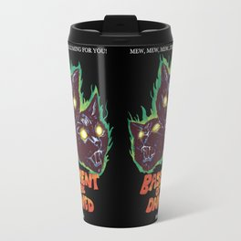 Basement Of The Damned Travel Mug