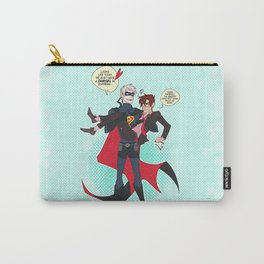 PruMano superheroes Carry-All Pouch