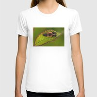 bug T-shirts featuring Bug by Wealie