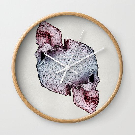 Rumours Wall Clock