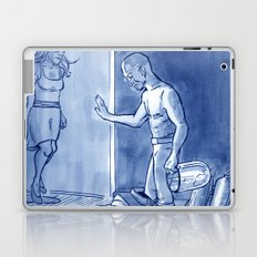 Victor and Nora, Mr. Freeze's Heart of Ice Laptop & iPad Skin