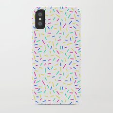 Hundreds and thousands Slim Case iPhone X