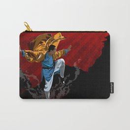 Shaolin Kung Fu Carry-All Pouch