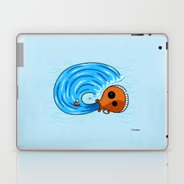Aquarius Laptop & iPad Skin