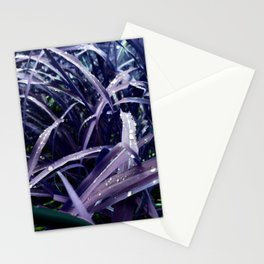 Blue Blades Stationery Cards