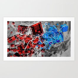 Cubularity Art Print