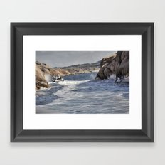 Sweden Framed Art Print
