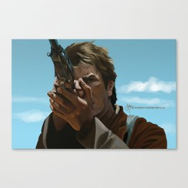 Firefly- Malcolm Canvas Print
