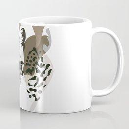 Minimal Ocelot Coffee Mug