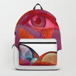 The Tears of Mother Earth Backpack