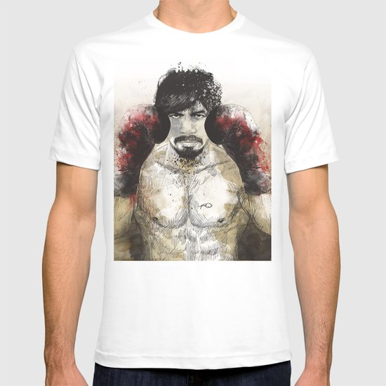 Manny Pacquiao - Bloody Gloves T-shirt