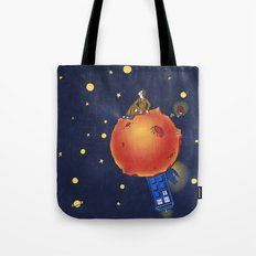 The Prince and the Rose Tote Bag