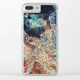 What's Kraken? Clear iPhone Case