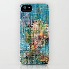 grid portrait iPhone Case