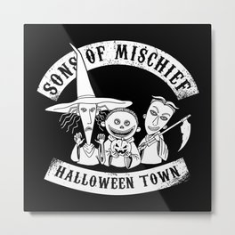 Sons of Mischief Metal Print