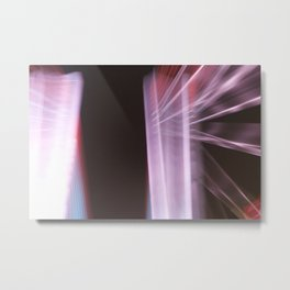 Blurred Vision Metal Print